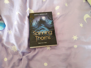 spinning thorns sleeping beauty retelling try a chapter tag books book reading reviews book blog