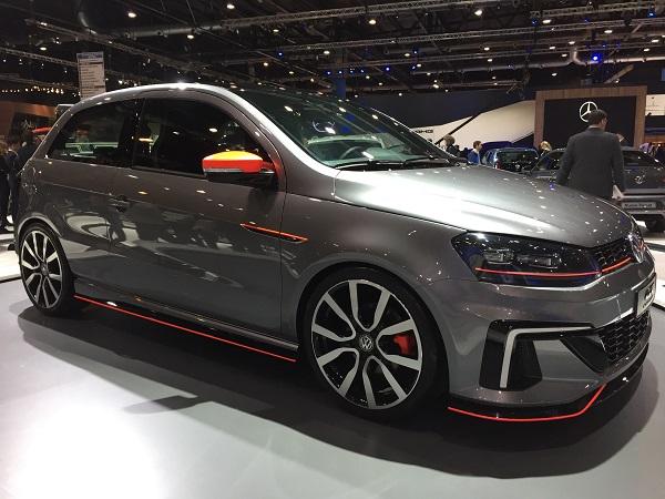 Volkswagen Gol GT Concept