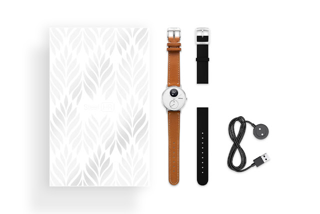 Nokia Announces Withings Steel HR Special Edition on the Eve of Mother's Day