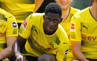 Ousmane Dembele: Dortmund reject Barcelona bid as forward missing training