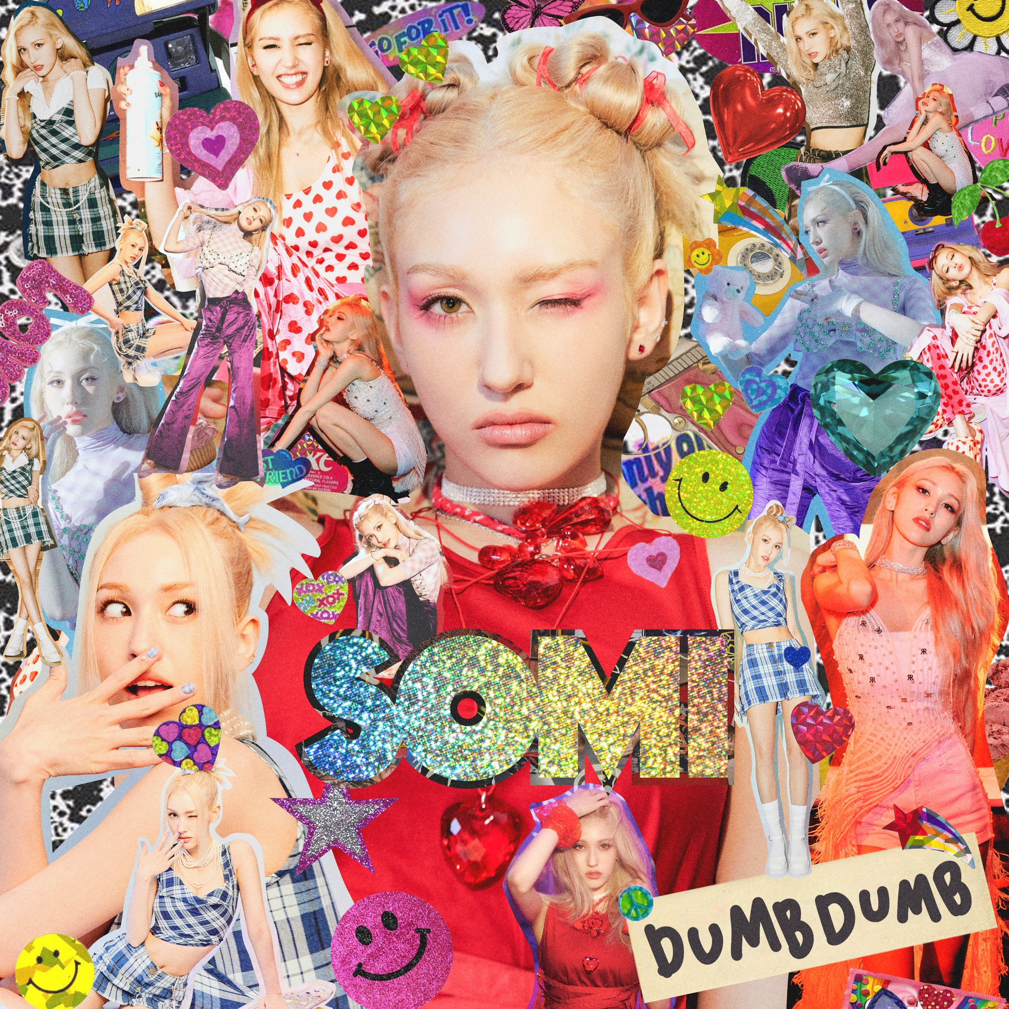 전소미 - DUMB DUMB