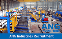 ANG Industries Recruitment