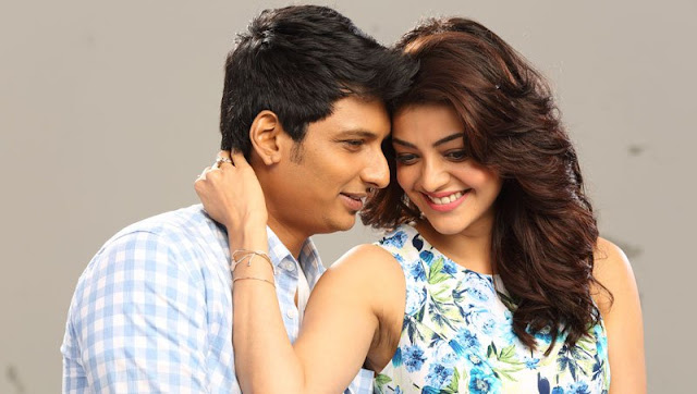 Kavalai Vendam Working Stills