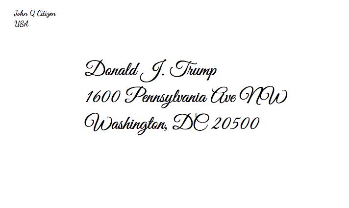 Paul S Daily Posts Envelope Printing In Google Docs