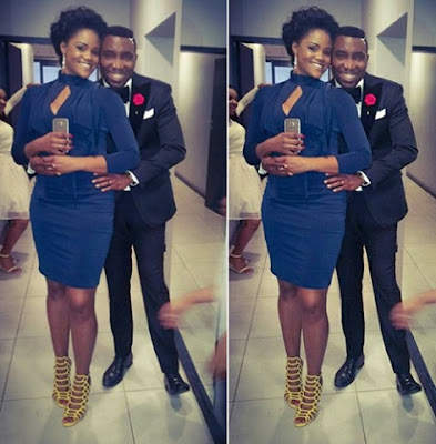 Timi Dakolo's Wife  Busola Gushes Over Him