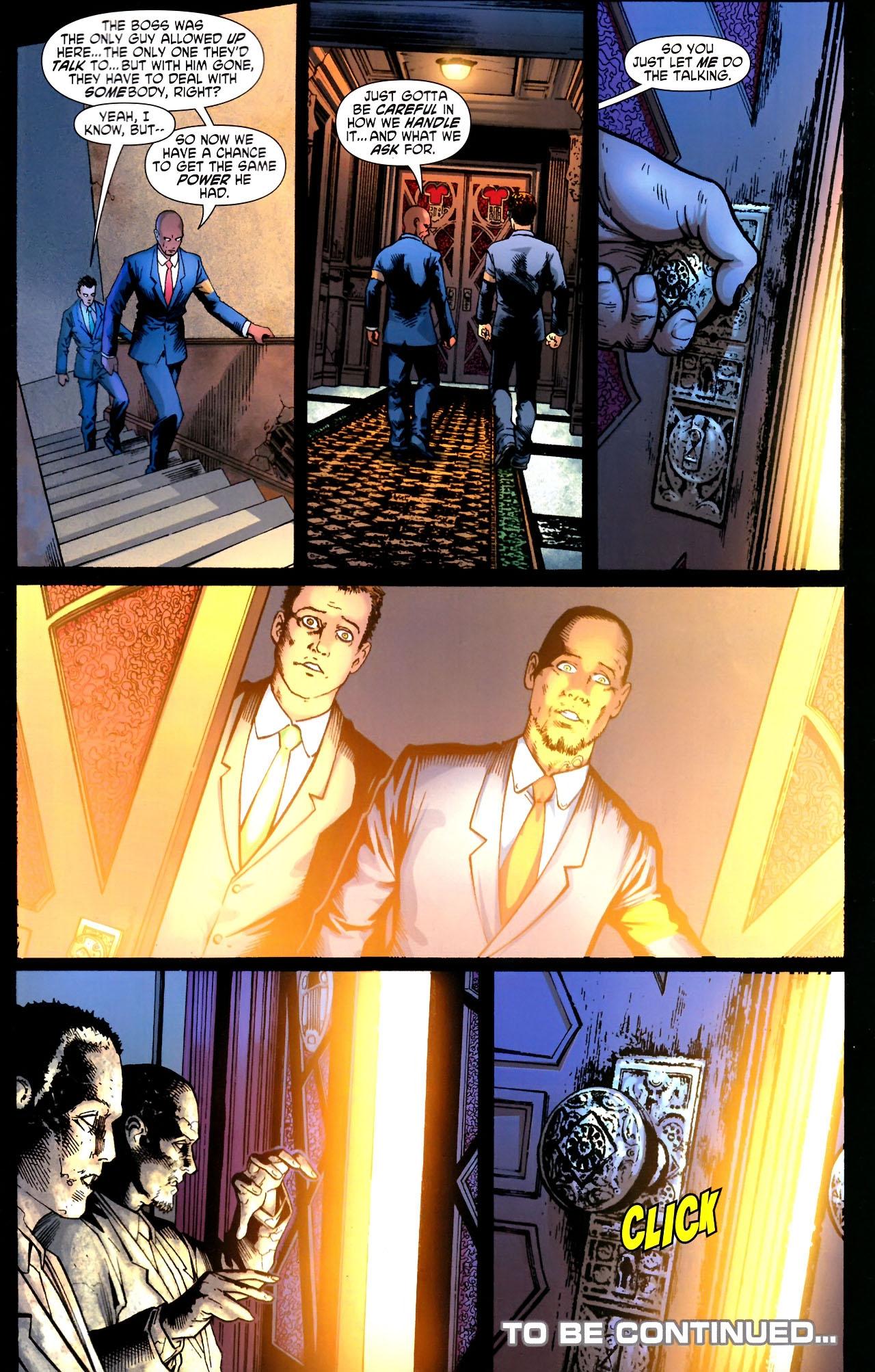 Read online Wonder Woman (2006) comic -  Issue #604 - 23