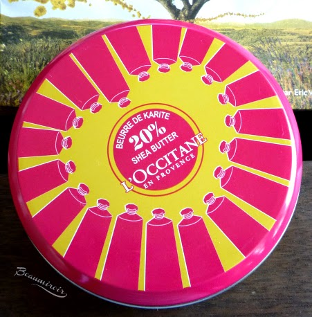L'Occitane Collector Hand Cream Tin #loveloccitane Vanilla Rose French Beauty Brand
