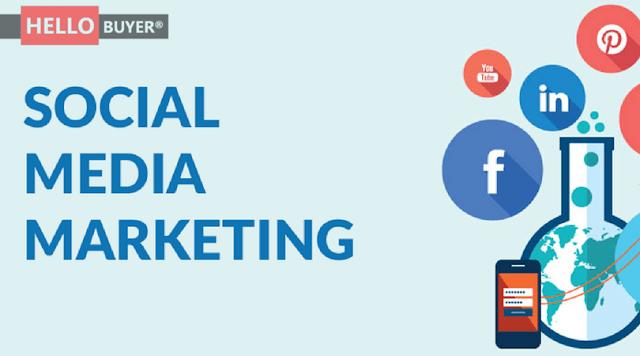Social Media Marketing image: Hello Buyer