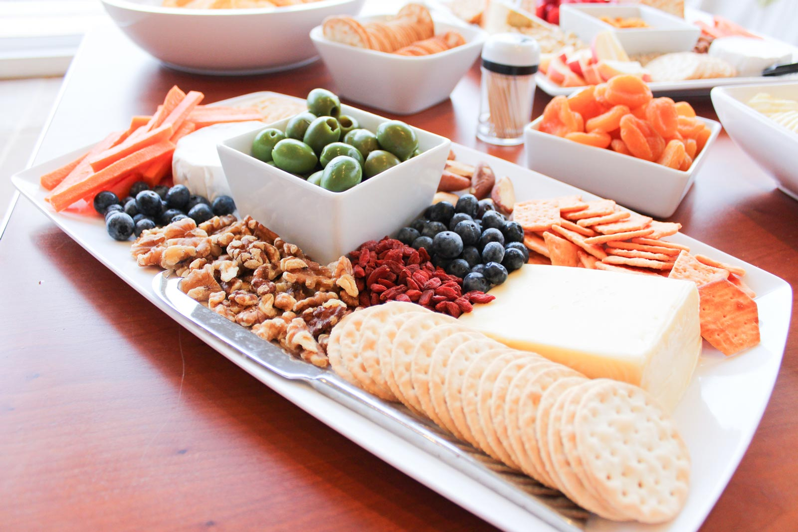 How To Create A Banger Cheeseboard! | Cate Renée