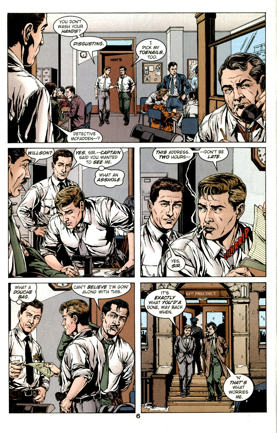 Read online American Century comic -  Issue #18 - 8