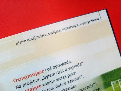 Jak się nie bać gramatyki? Gramatyka dla szkoły podstawowej, książka do nauki gramatyki