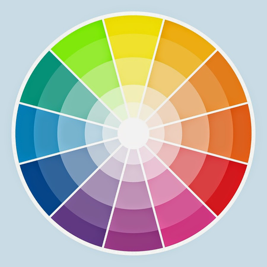 Quilting color wheel the theory behind quilt color for Color wheel schemes