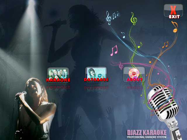 Download Aplikasi Djazz Karaoke Full Version Untuk Spesifikasi Minimum PC/Laptop