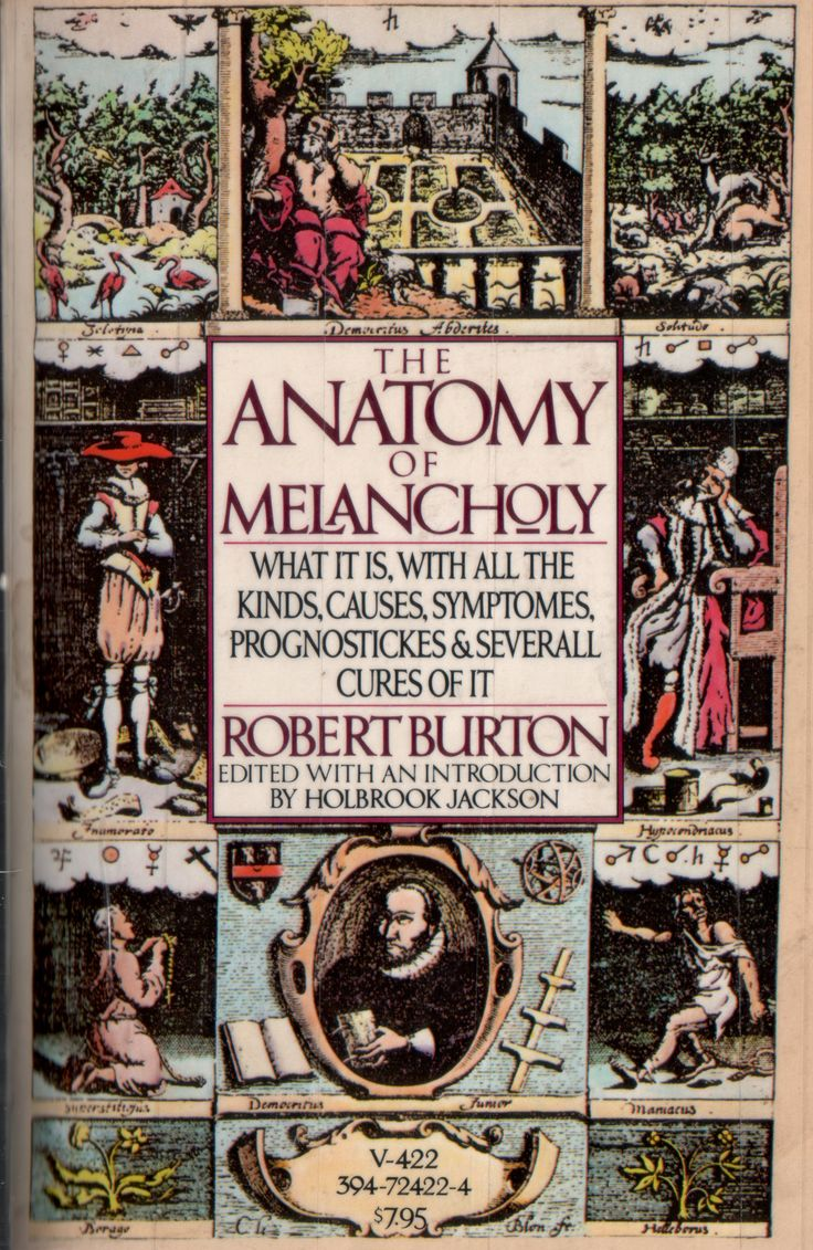The Grub Street Lodger: Review: The Anatomy of Melancholy by Robert ...