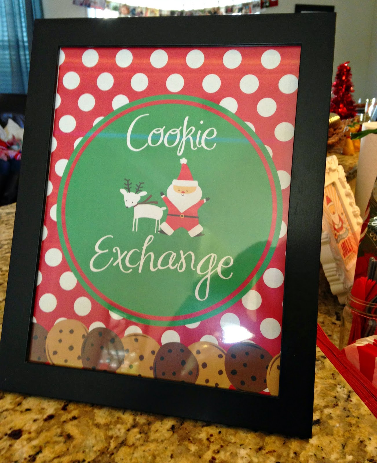 Third Annual Cookie Exchange