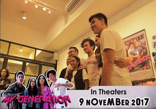 Film My Generation, Cara Asyik Bersahabat Dengan Kids Jaman Now