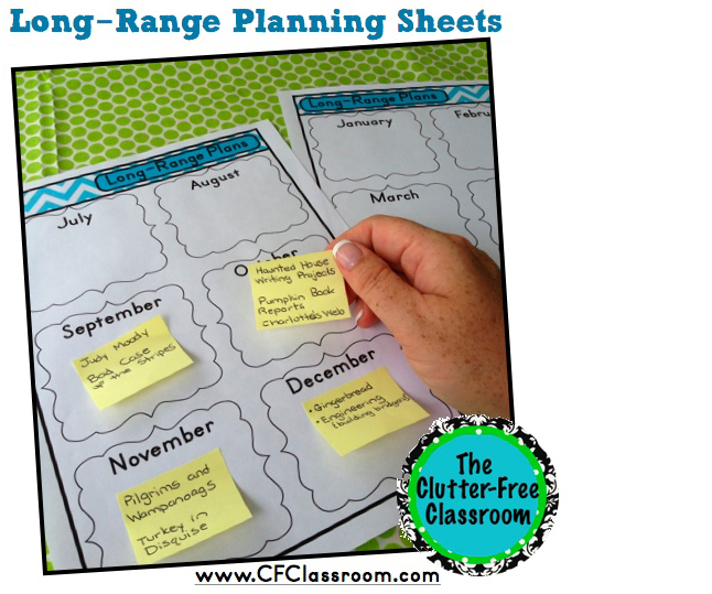 how to use curriculum mapping for planning your entire year