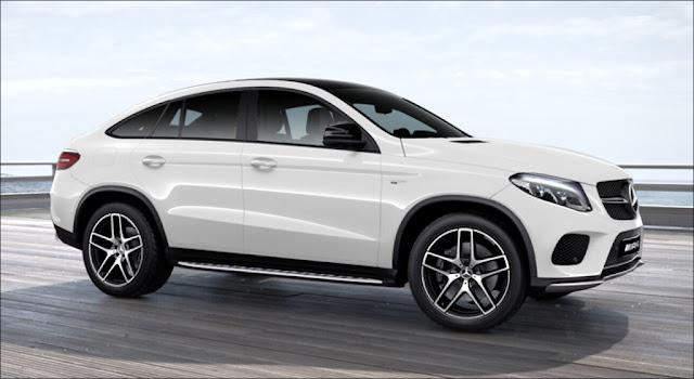 Mercedes AMG GLE 43 4MATIC Coupe 2019 là chiếc xe SUV Coupe, 5 chỗ thiết kế đậm chất thể thao