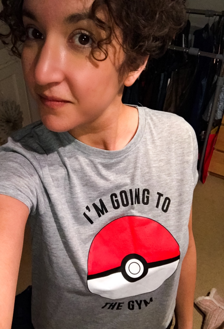 Pokemon t-shirt from Primark