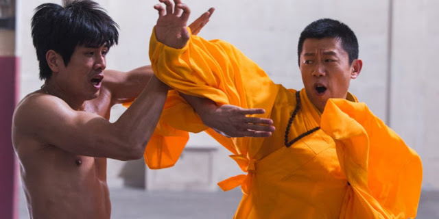 Birth of the Dragon: Bruce Lee vs. Wong Jack Man    STRENGTHFIGHTER.COM