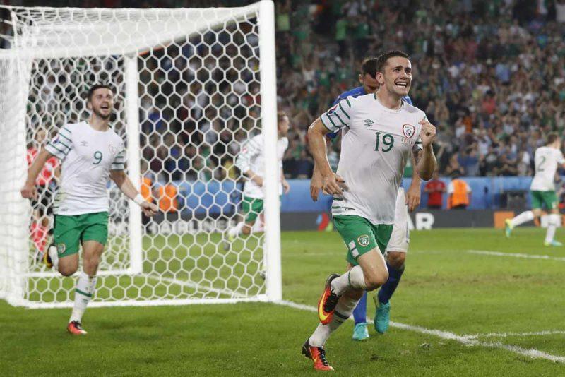 Irlanda da la sorpresa y derrota a Italia en la Euro 2016
