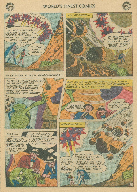Read online World's Finest Comics comic -  Issue #108 - 10