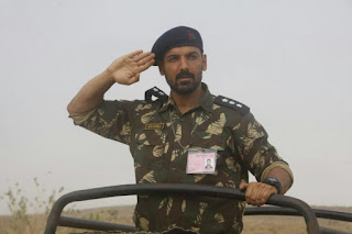 Parmanu The Story of Pokhran: John Abraham, Diana Penty's look