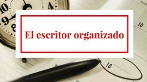 El escritor organizado, de Ana Bolox