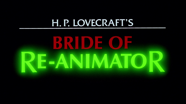 Bride of Re-Animator Arrow Blu-ray screen cap