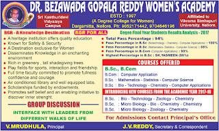 DR BEZAWADA GOPALA REDDY WOMENS ACADEMY  NELLORE J V REDDY