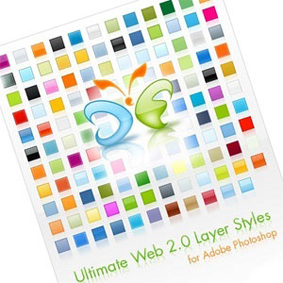 تحميل ستايل أزرار الويب للفوتوشوب مجاناً, Photoshop Styles free Download, Photoshop Web Button Styles free Download,