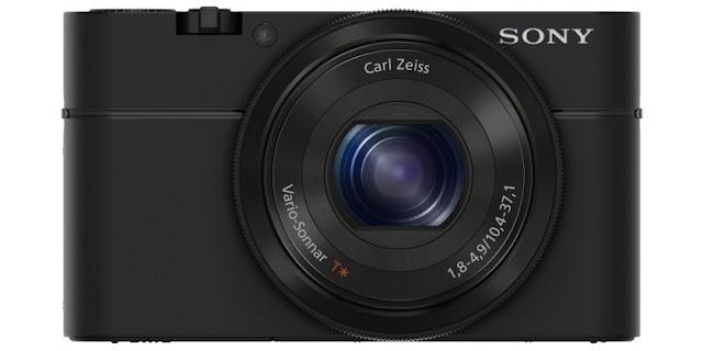 Fotografia della Sony DSC-RX100