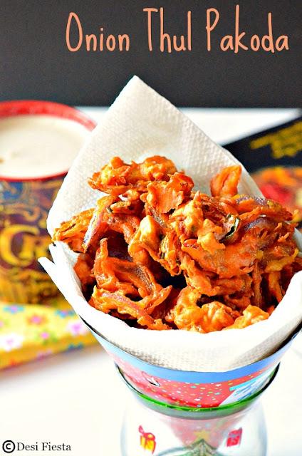 Fried snack recipe