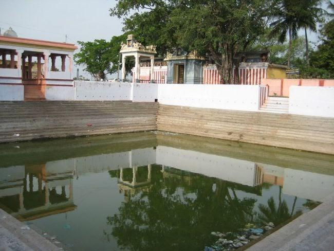 Sri Shenbakkam Vinayagar Temple Tank
