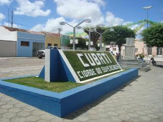 Bandidos estouram casa lotérica em Cubati na madrugada de segunda-feira