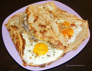 Clatite bretone retete culinare,