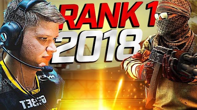ムービー :「CS:GO - BEST Player of 2018: s1mple (Fragmovie)」