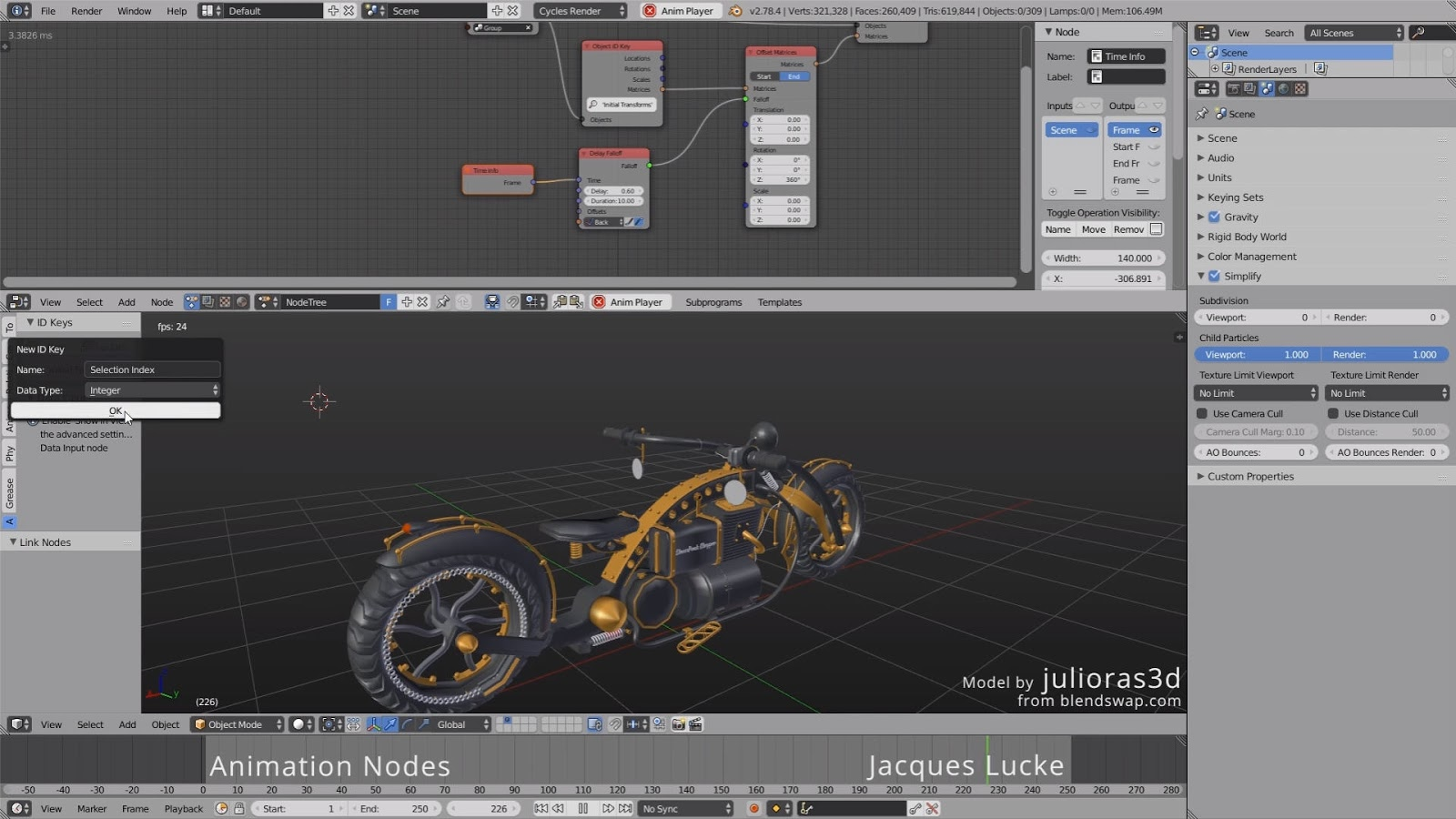 Download Animation Nodes 2 0 for Blender - Plugins Reviews