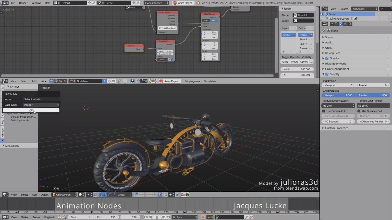 Download Animation Nodes 2 0 for Blender - Plugins Reviews and