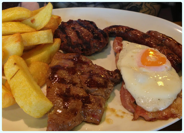 The Rivington, Blackrod - Mixed Grill