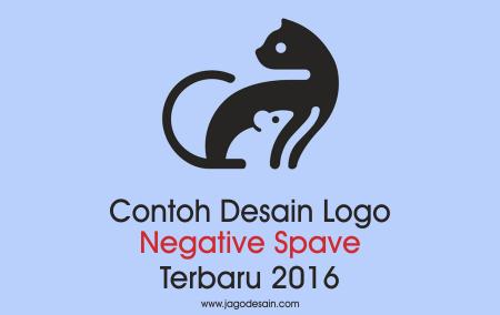 Kumpulan 40+ Contoh Desain Logo Negative Space Terbaru