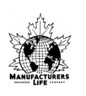 Manulife Daun Maple Logo Modern