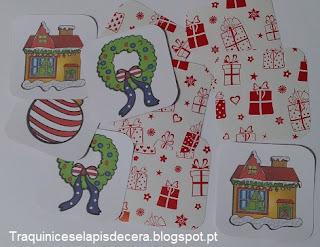 Natal - Jogo da memória