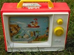Televisor de juguete