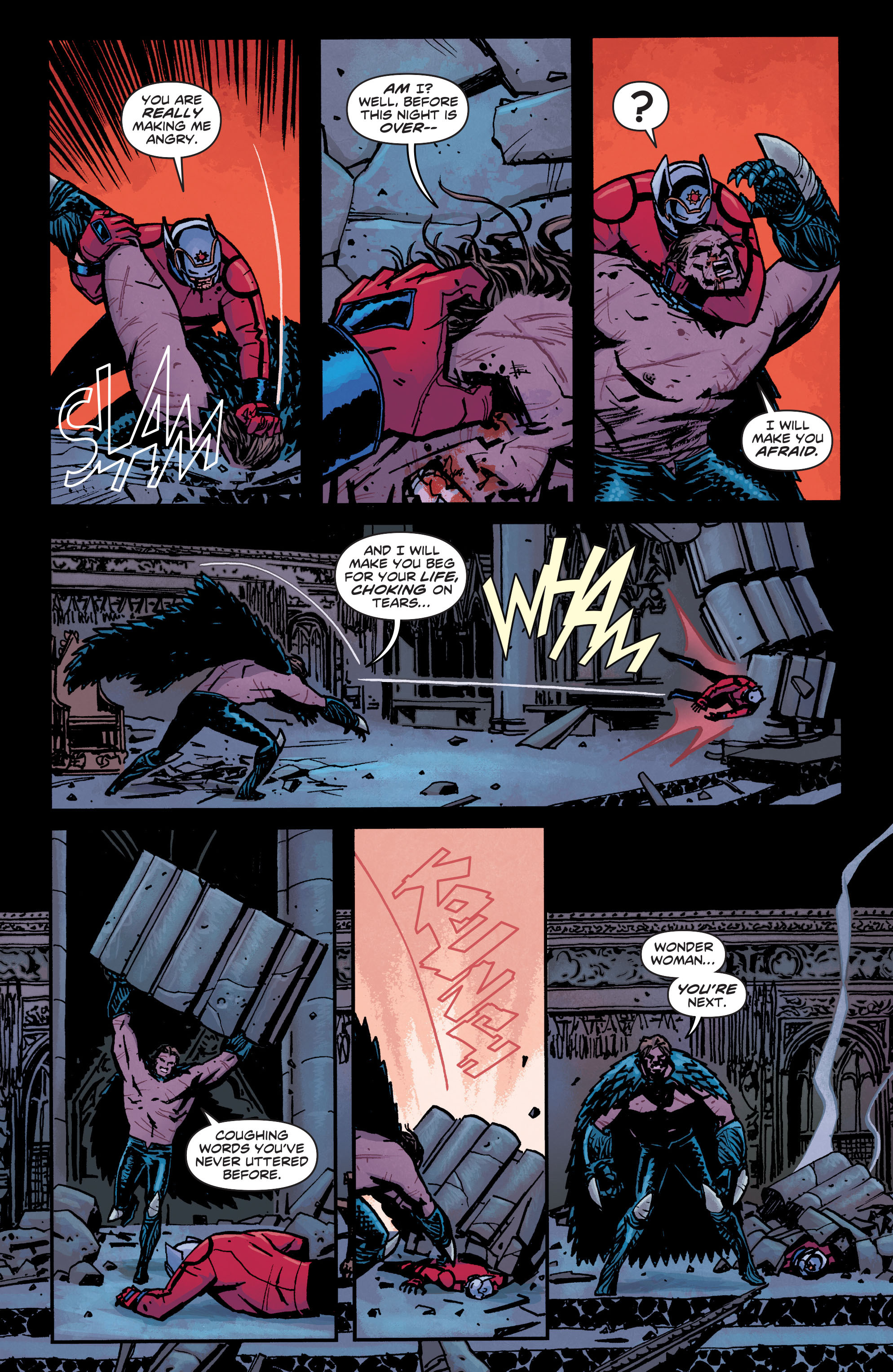 Read online Wonder Woman (2011) comic -  Issue #23 - 10
