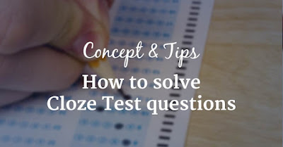 How to Solve Cloze Test Questions in Exam