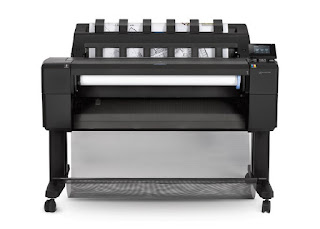 HP DesignJet T930 Driver Download And Review