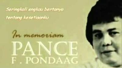 Download Kumpulan Lagu Pance Pondaag Full Album Mp3
