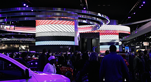 north american international auto show naias 2016