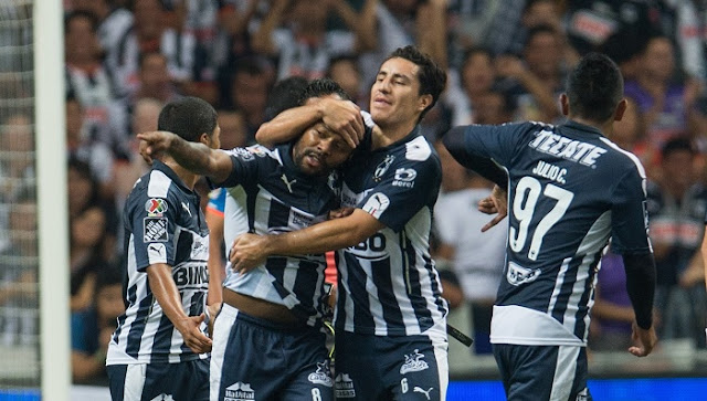Monterrey vs Arabe Unido en vivo